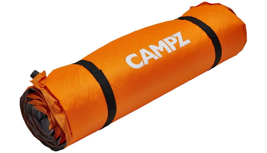 CAMPZ Deluxe Comfort XL - Esterilla - naranja